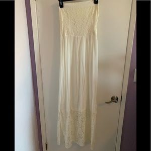 NWT Abercrombie and Fitch Maxi Dress sz L